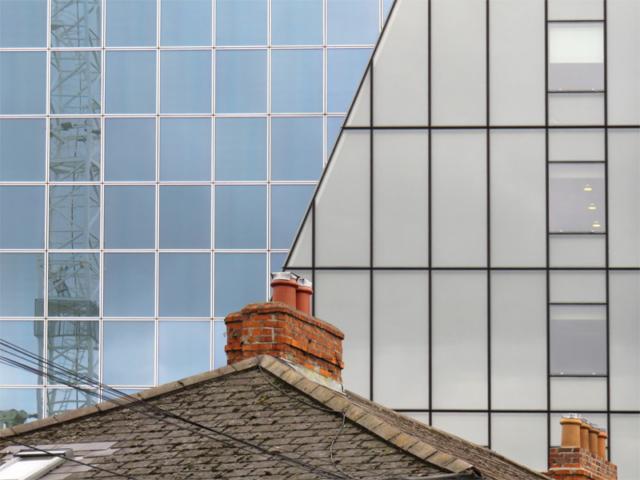 Board Gas Theatre, Dublin Dockland, Architecture, Minimalism